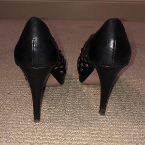Elie Tahari Shoes - Elie Tahari open toe pumps